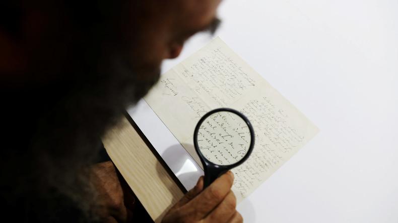 Postkarte von Jack the Ripper für 22.000 Pfund versteigert