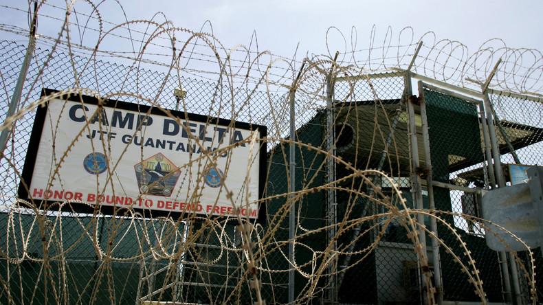 Erstmals unter Trump: Guantánamo-Insasse ins Ausland verlegt