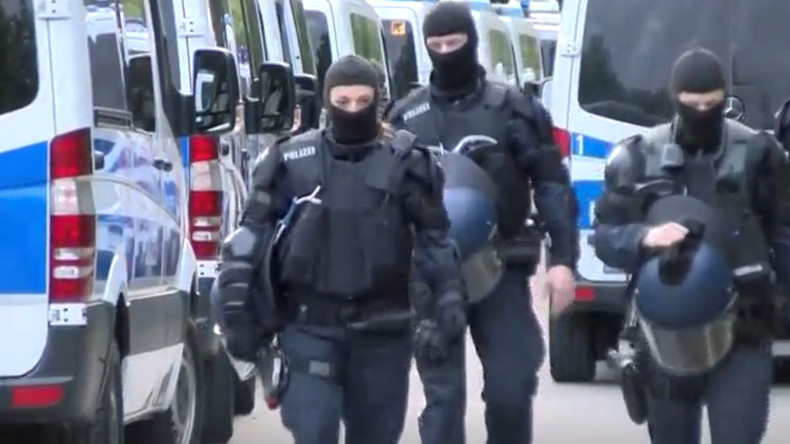 Nach gewaltsam verhinderter Abschiebung: Erneut Polizeieinsatz in Flüchtlingsheim