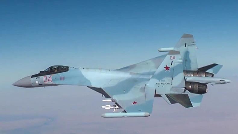 Russischer Su-30-Kampfjet vor der syrischen Küste abgestürzt - Beide Piloten ums Leben gekommen