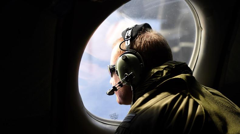 """""""Kampf der russischen Aggression"""" - Schwedisches Spionageflugzeug nimmt Kurs auf Syrien"""