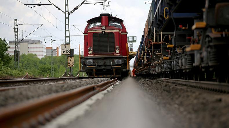 Bahn-Zusammenstoß in Tschechien - 14 Menschen verletzt