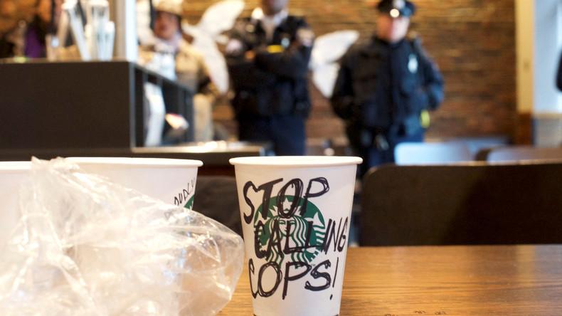 Afroamerikaner erhalten Entschädigung nach Starbucks-Skandal in Philadelphia