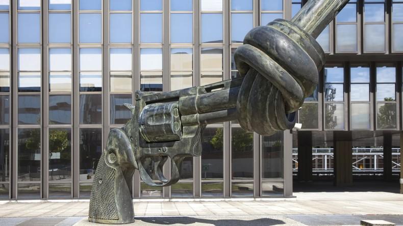 """""""Abrüsten ist das Gebot der Stunde"""": Parteienvertreter präsentieren friedenspolitischen Appell"""