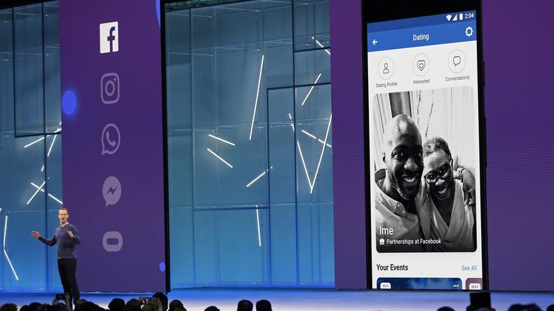 Konkurrenz für Tinder und Co: Facebook führt Dating-Funktion ein