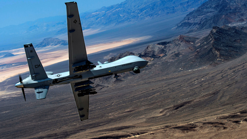 Syrien: Großbritannien verwendet thermobare Raketen im Drohnenkrieg