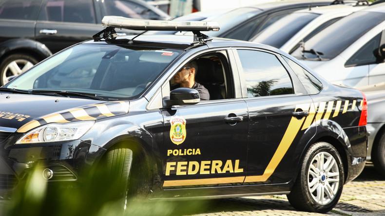 Mehr als 30 Verhaftungen wegen Milliarden-Geldwäsche in Brasilien