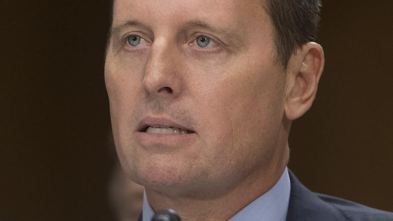 Neuer US-Botschafter für Deutschland vereidigt