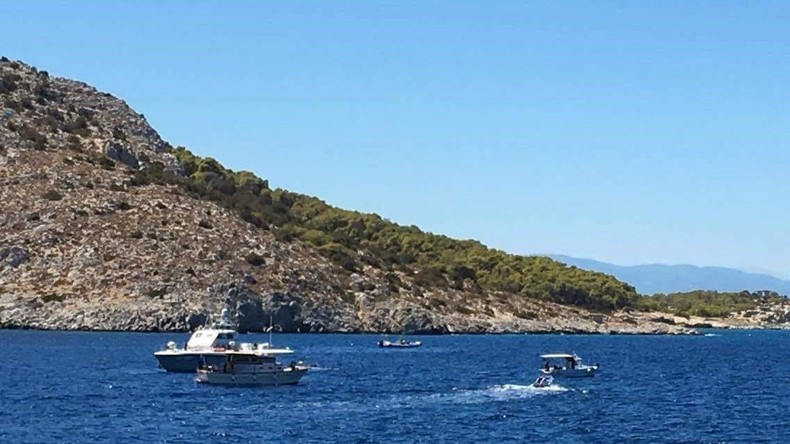 Griechisches Marineboot kollidiert mit türkischem Frachter