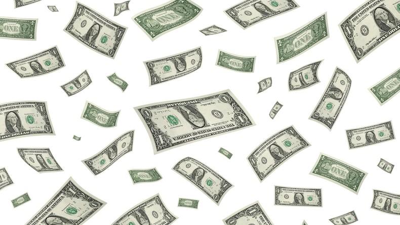 Tag der offenen Tür: Geldtransporter wird auf US-Autobahn um 600.000 US-Dollar leichter
