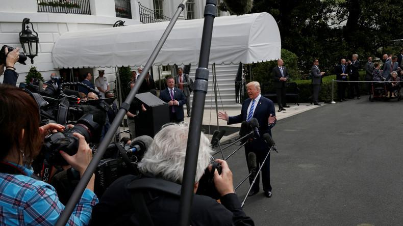 Trump: Termin und Ort für Treffen mit  Kim Jong-un stehen fest