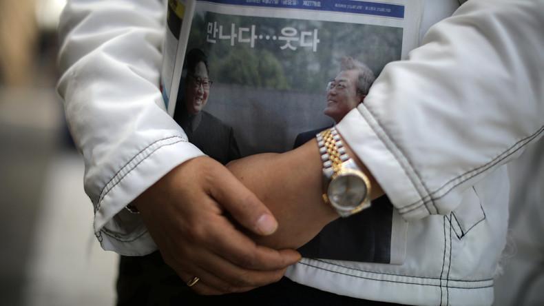 Uhren in Nordkorea und Südkorea ticken wieder gleich