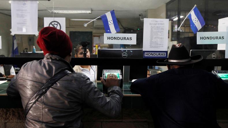 USA beenden Schutzstatus für 50.000 Menschen aus Honduras