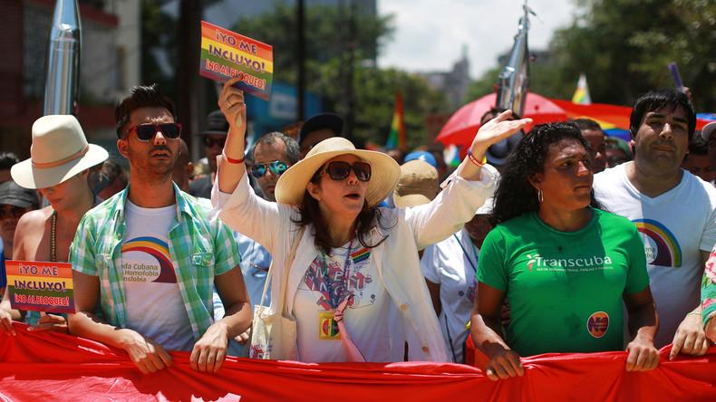 Tochter von Raúl Castro will Ehe für alle in Kuba