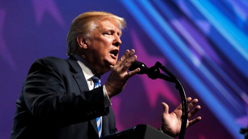 Donald Trump unterstützt US-Waffenlobby trotz Protesten nach Schulmassaker