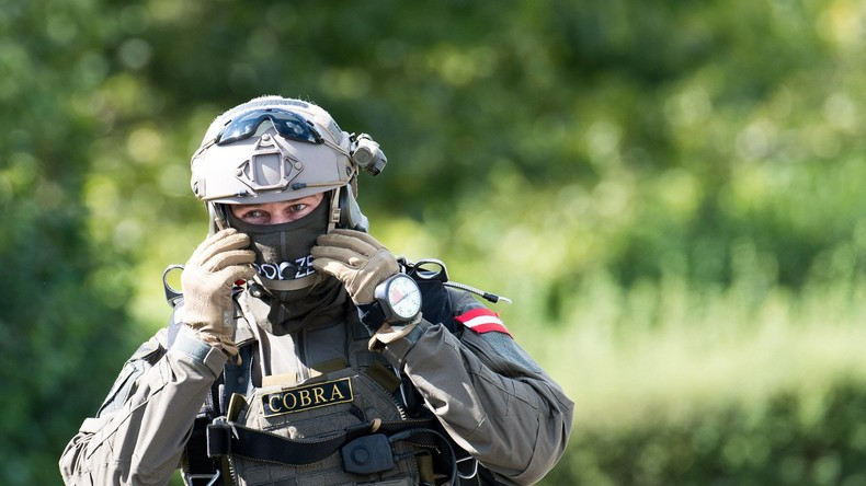 Österreichische Polizei nimmt drei Iraker unter Terrorverdacht fest