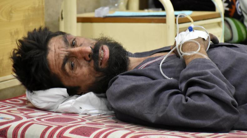 Mindestens 20 Tote bei Explosion in Kohlegrube in Pakistan