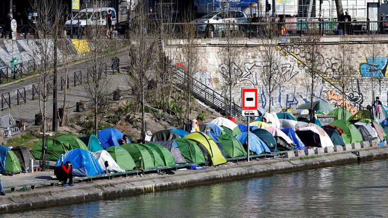 Paris sagt Stadtlauf wegen Flüchtlingen ab