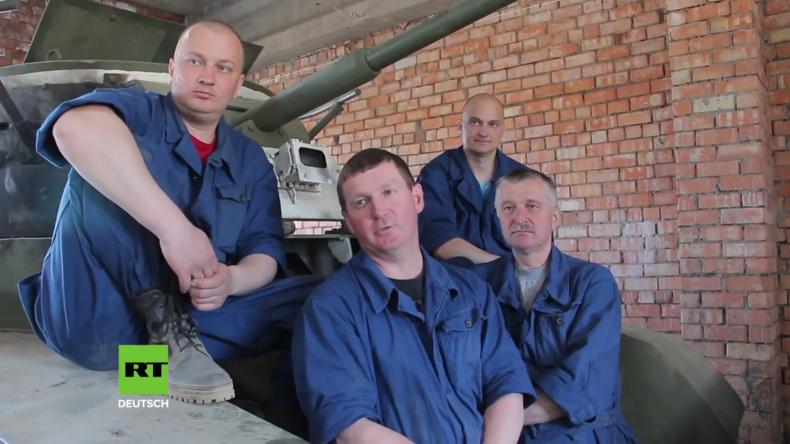 'Nach Berlin!' - Die Panzer-Retter von Minsk