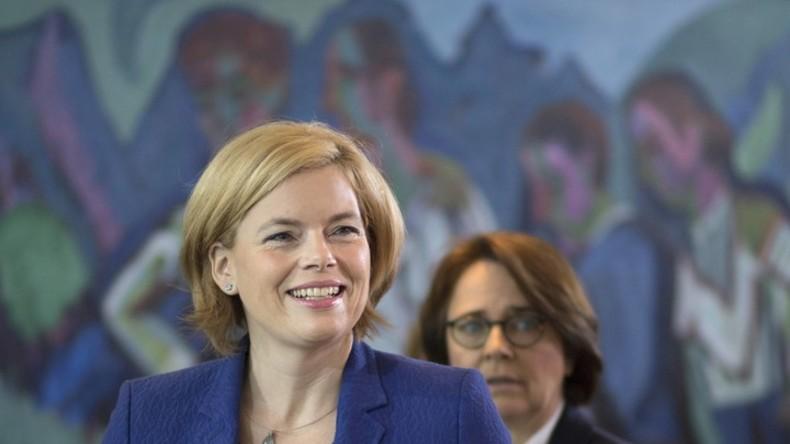 Ernährungsministerin Klöckner gegen Zuckersteuer: Geld statt für Küchen für das Essen ausgeben