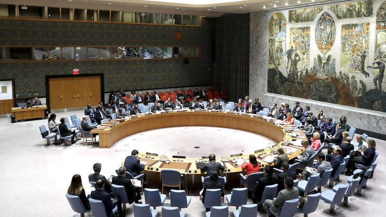 Deutschland verspricht Sitz im UN-Sicherheitsrat auch zugunsten Israels einzusetzen
