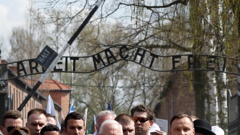 """Polnisches """"Holocaust-Gesetz"""" führt zu Schmutzkampagne gegen Auschwitz-Museum"""