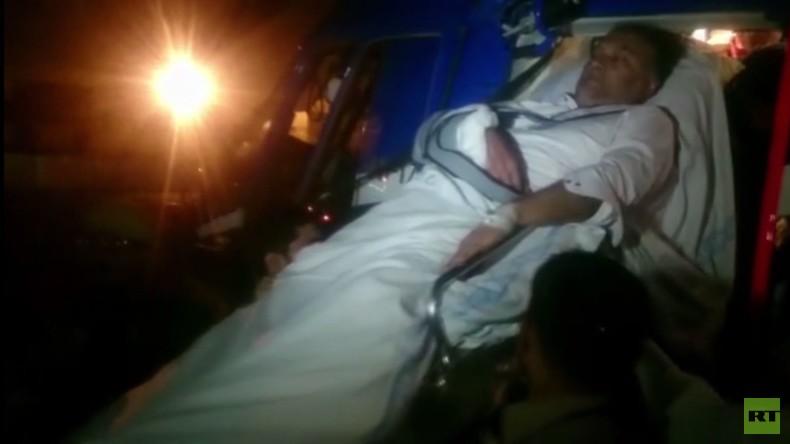 Pakistan: Schüsse auf Innenminister Ahsan Iqbal bei Wahlkampfveranstaltung in Narowal