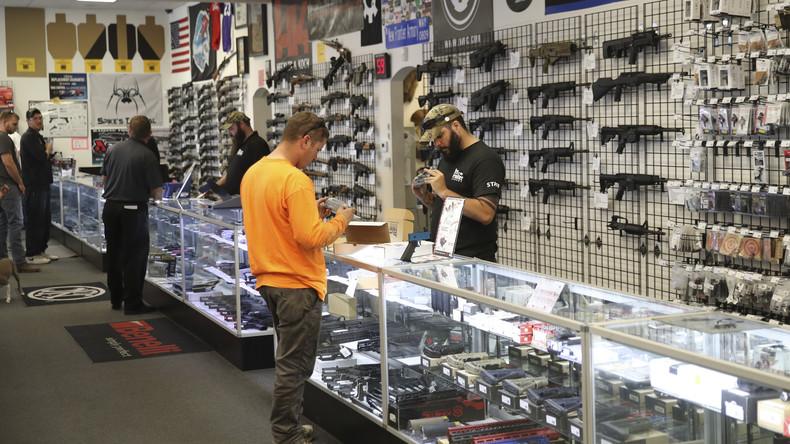 FBI: 221 Tote in zwei Jahren bei Amokläufen mit Schusswaffen