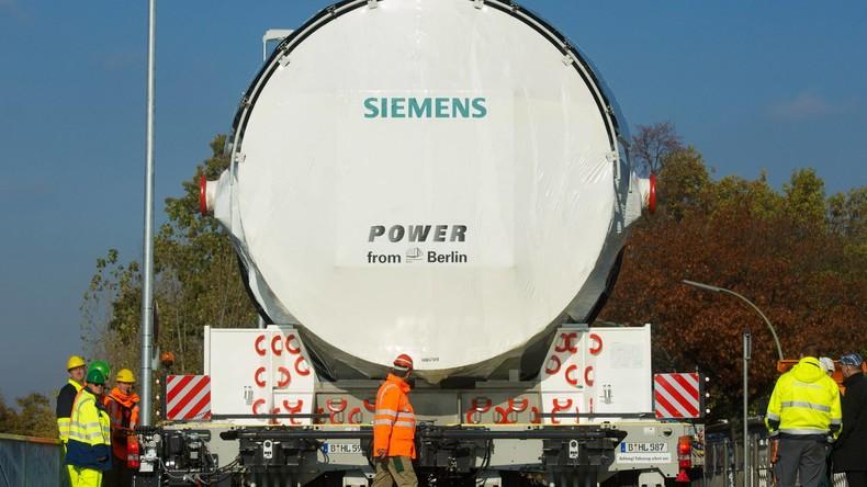 Siemens legt Kraftwerks-Standorte eine Woche still: Tausende Mitarbeiter betroffen