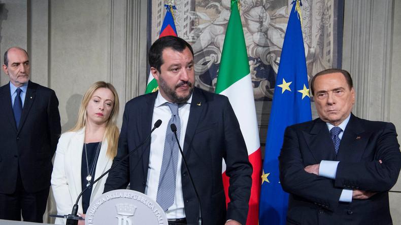 Regierungsbildung in Italien gescheitert: Neuwahl steht bevor