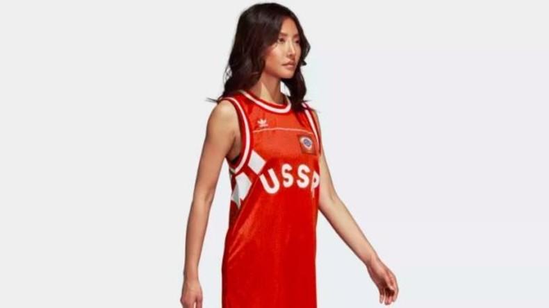 """Litauens Außenministerium über Adidas-Kleid mit UdSSR-Symbolik: """"Großreichnostalgie"""""""