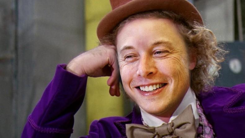 Elon und die Schokoladenfabrik: Tesla-Gründer will auch Süßwarenfabrik gründen