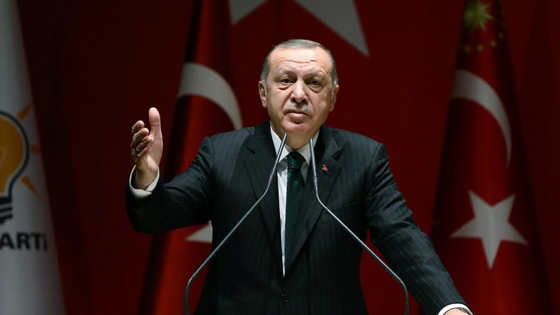 """Erdoğan forciert Unabhängigkeit vom Westen: """"Türkei wird eine globale Macht"""""""