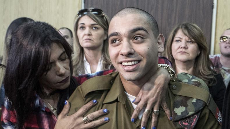Totschlag an Palästinenser - Israelischer Soldat vorzeitig aus Haft entlassen