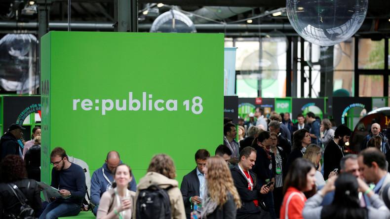Gezielte Provokation? Konferenz re:publica will Aufklärung von Bundeswehr über Werbeaktion