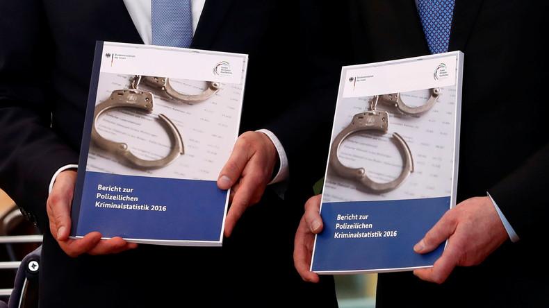 Grenzen der Kriminalstatistik in Deutschland: Nicht alle Straftaten ziehen Polizeiakten nach sich
