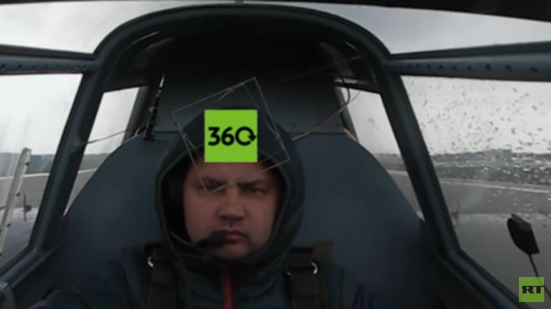 "360°-Video: Legendäre Il-2 ""Schturmowik"" fliegt bei Berlin Air Show über Deutschland"
