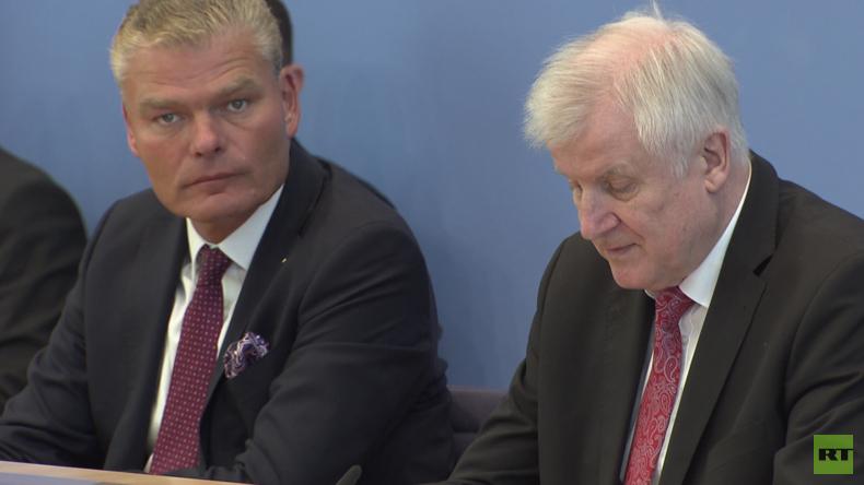 Seehofer: Zahl erfasster Straftaten so niedrig wie 1992 - Sicherheitsempfinden steigt jedoch nicht