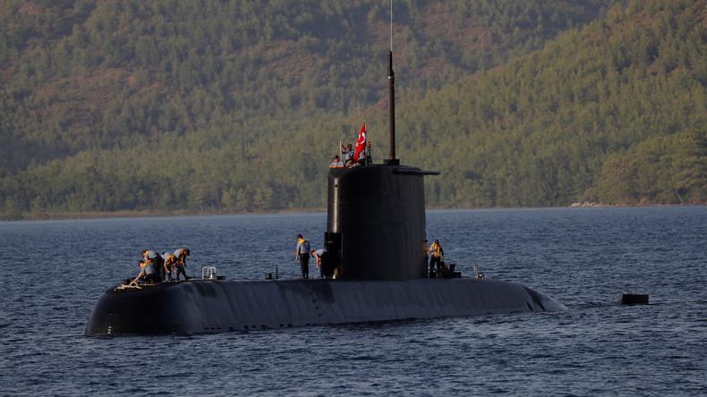 Von ThyssenKrupp an die Türkei: Ankara bekommt sechs U-Boote - mit deutscher Genehmigung