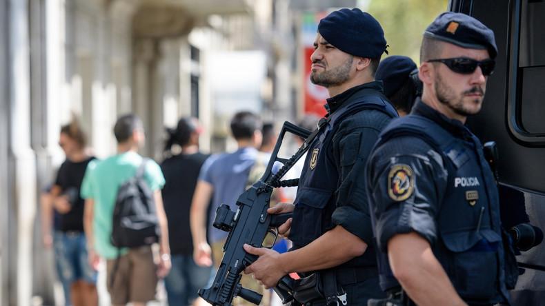 Sicherheitsbehörden von Spanien und Marokko nehmen fünf mutmaßliche Dschihadisten fest