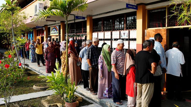 Malaysia wählt Parlament