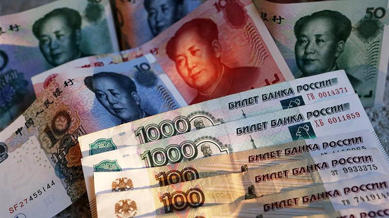 Die andere Seite der Sanktionen: Handel zwischen Russland und China wächst um 31 Prozent