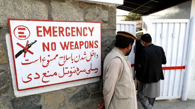 Afghanistan: Vier Selbstmordattentate an einem Tag in Kabul