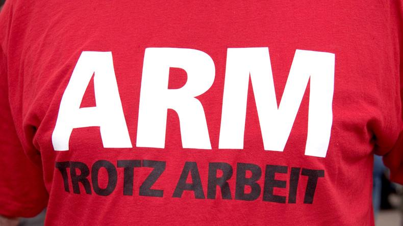 Gewerkschaften: Niedriglohnsektor in Deutschland der größte in Westeuropa