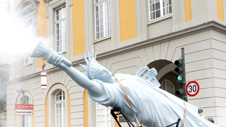 Transatlantiker alarmiert: Gemeinsame Werte von USA und Deutschland erodieren