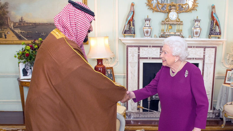 Undurchsichtiges Geflecht an Geheimverträgen: So hilft Großbritannien in Saudi-Arabiens Kriegen