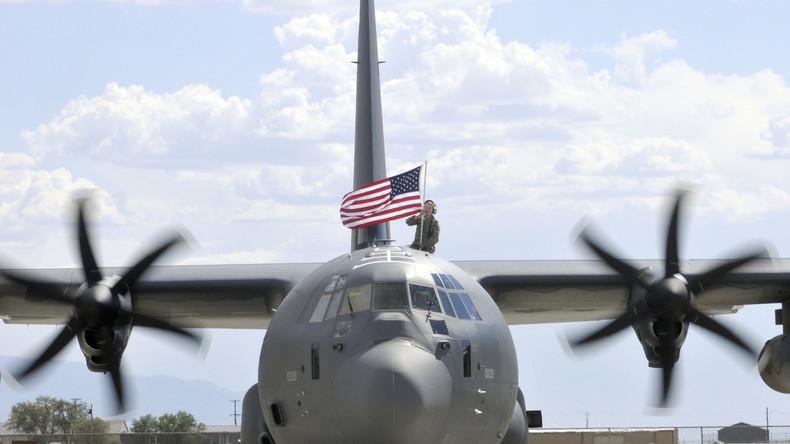 Milliardendeal: Bundeswehr kauft US-Flieger von Rüstungskonzern Lockheed Martin