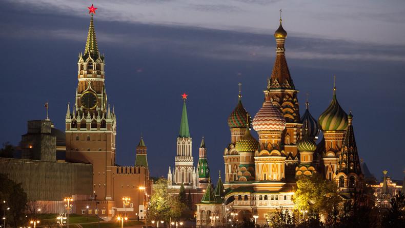 LIVE: Feuerwerk in Moskau zum Tag des Sieges
