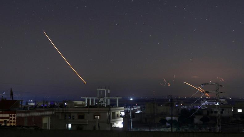 IDF: Iran wird lange brauchen, bis er sich von israelischen Angriffen in Syrien erholen wird