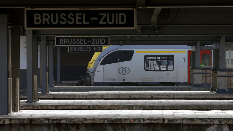 Panik nach Schuss an Brüsseler Bahnhof - Täter auf der Flucht